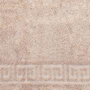 Полотенце махровое Туркменистан цвет Бежевый 70*140