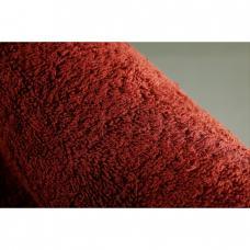 Полотенце махровое Туркменистан цвет Винный 50*90