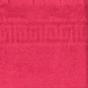 Полотенце махровое Туркменистан цвет Малиновый 100*180