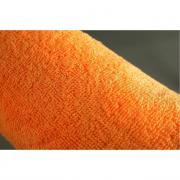 Полотенце махровое Туркменистан цвет Оранжевый 100*180
