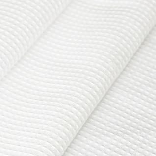 Полотенце вафельное отбеленное, 200гр/м2 45/60 см