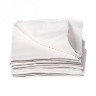 Полотенце вафельное отбеленное, 240гр/м2 45/100 см