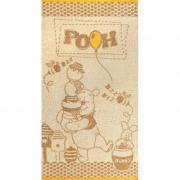 Полотенце махровое POOH 100/150,