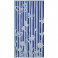 Полотенце махровое Cleanelly Flighty 50/90 см, синий