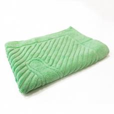 Полотенце махровое 50*70 ножки 700гр Туркменистан цв. молодая зелень