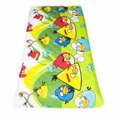 """Покрывало детское №HL3850 """"Angry Birds"""" вид 1 105/150"""