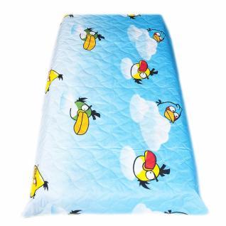 """Покрывало детское №HL3850 """"Angry Birds"""" вид 2 105/150"""