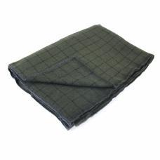 Одеяло полушерсть клетка №С-105пп-ИЛШ 1,5сп. 420гр.м2