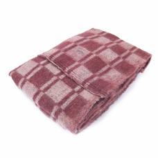 Одеяло полушерсть лоскутное №С-105/2-ИЛШ 1,5сп. 300-600гр.м2