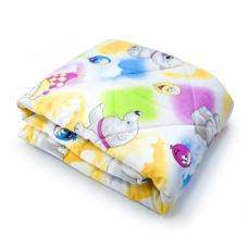 Одеяло Овечья шерсть 400гр. Зимнее, 110х140, хлопок