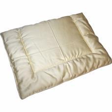 Подушка для новорожденных бамбук, полиэстер 40*60