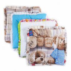 Подушка стеганная для новорожденных 40*40