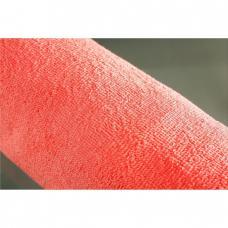 Простынь махровая цвет Коралл р.180/200