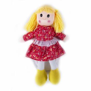 Кукла-вешалка интерьерная №35 (рост 27 см) расцветки в ассортименте