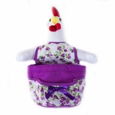 Кукла-карман интерьерная №32 (рост 33 см) расцветки в ассортименте