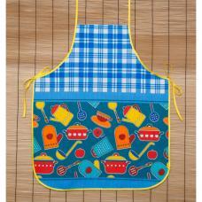 Фартук кухонный из вафельной ткани, Кухня