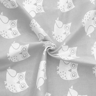 Ткань на отрез бязь плательная №1682/17 цвет серый