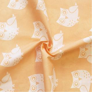 Ткань на отрез бязь плательная №1682/4 цвет персик