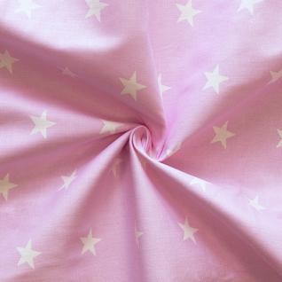 Ткань на отрез бязь плательная №1700/2 цвет розовый