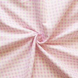 Ткань на отрез бязь плательная №1701/2 цвет розовый