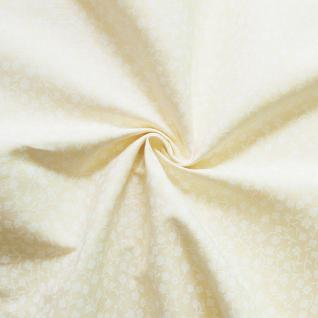 Ткань на отрез бязь плательная №1672/4 цвет бежевый