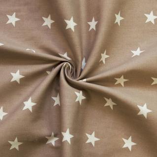 Ткань на отрез бязь плательная №1700/18 цвет кофе