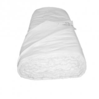 Ткань на отрез Фланель, ширина 90 см, цв. белый