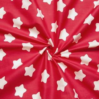 Ткань на отрез бязь плательная №1737/10 цвет красный