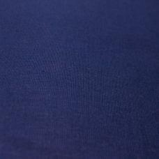 Бязь на отрез гладкокрашеная 120гр/м2 шир. 150 цв. темно-синий