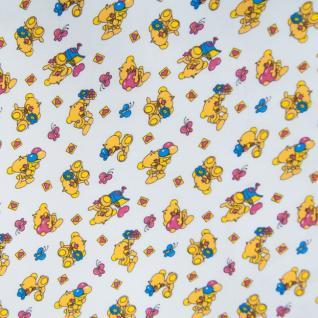 Ткань на отрез Фланель белоземельная №145-1П ширина 90 см