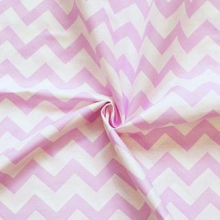 Ткань бязь плательная №1692/2 цвет розовый