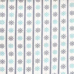 Ткань бязь плательная №1719/1 цвет мята