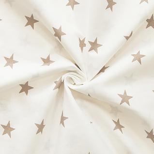Ткань бязь плательная №1700А/18 цвет кофе