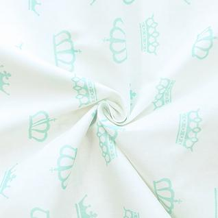 Ткань бязь плательная б/з №1695/16 цвет мята