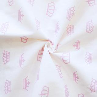 Ткань бязь плательная б/з №1695/2 цвет розовый