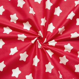 Ткань бязь плательная №1737/10 цвет красный
