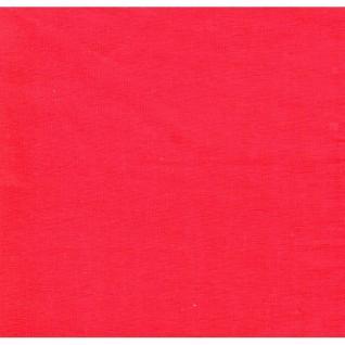 Бязь гладкокрашеная ГОСТ шир. 150 цв. красный, активное крашение