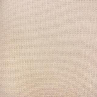 Ткань вафельное полотно гладкокрашеное цв. кремовый, 150 см.