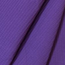 Ткань вафельное полотно гладкокрашеное цв. феолетовый, 150 см
