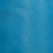 Шелк искусственный 100% полиэстер, голубой