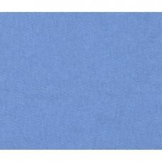 Простыня трикотажная на резинке 60*120*12 см, голубой