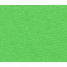 Простыня трикотажная на резинке 60*120*12 см, зеленый
