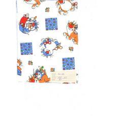 Ткань Фланель белоземельная ширина 150 см 130-1