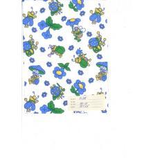 Ткань Фланель белоземельная ширина 75 см 141-1п