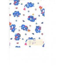 Ткань Фланель белоземельная ширина 150 см 142-1
