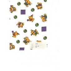Ткань Фланель белоземельная ширина 150 см 156-1