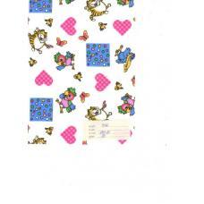 Ткань Фланель белоземельная ширина 150 см 158-1
